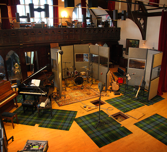 church studios live room 1