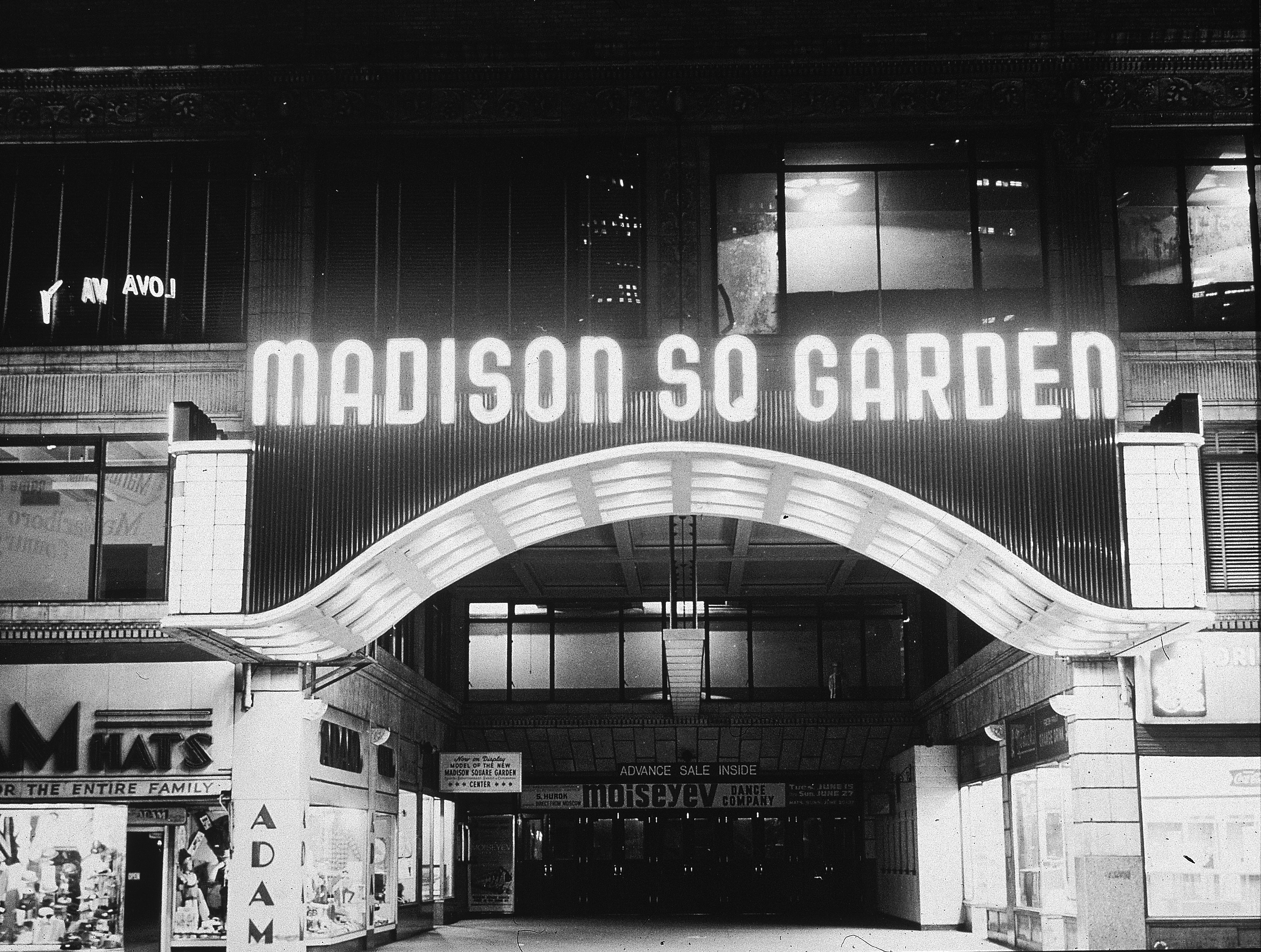 Ourstage Magazine Madison Square Garden Must Relocate In 10 Years